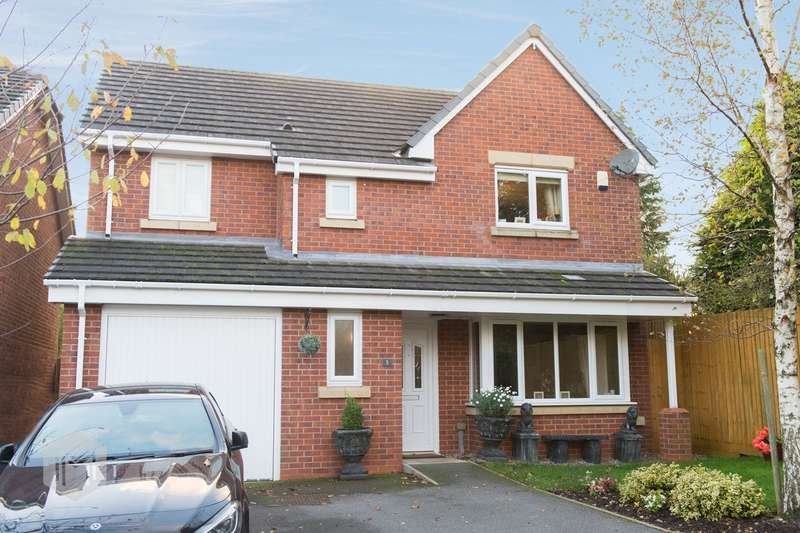 4 Bedrooms Detached House for sale in Blossom Grove, Whittle-le-Woods, Chorley, PR6