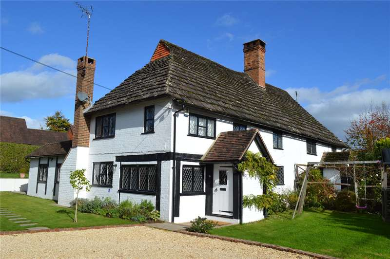 3 Bedrooms Semi Detached House for sale in Bucks Green, Rudgwick, Horsham, West Sussex, RH12