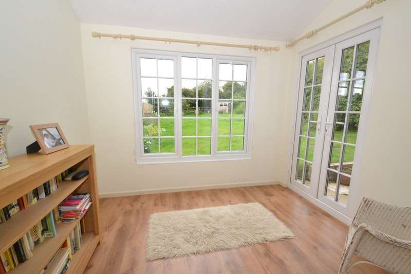 4 Bedrooms Semi Detached House for sale in Oak View, Peasenhall, Saxmundham, Suffolk, IP17