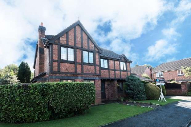 5 Bedrooms Detached House for sale in Eton Park, Fulwood, Preston, PR2