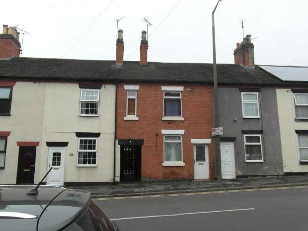 3 Bedrooms Terraced House for sale in Tutbury Road, Burton-On-Trent, DE13