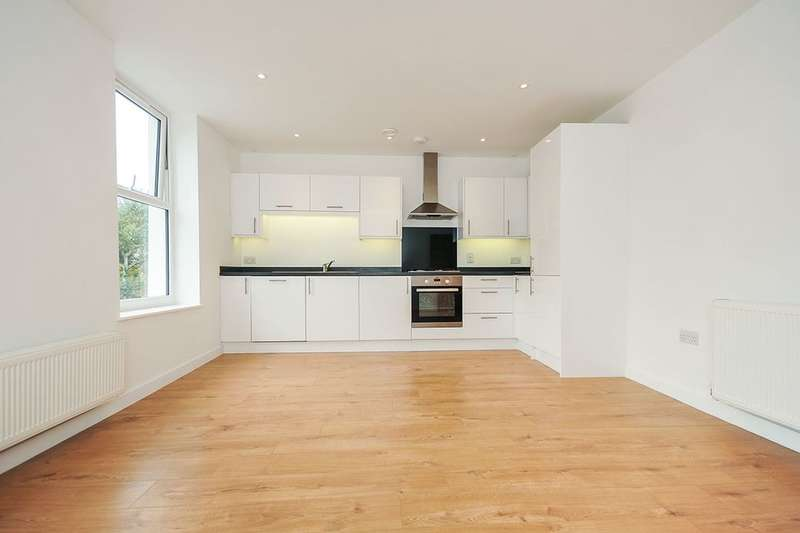 2 Bedrooms Flat for sale in Widmore Road, Bromley, BR1