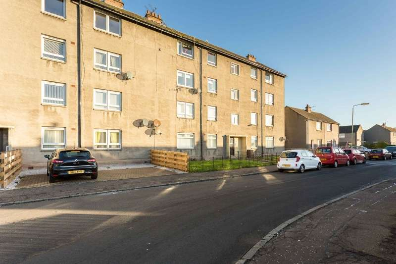 2 Bedrooms Flat for sale in Craigard Road, Dundee, Angus, DD2 4PR