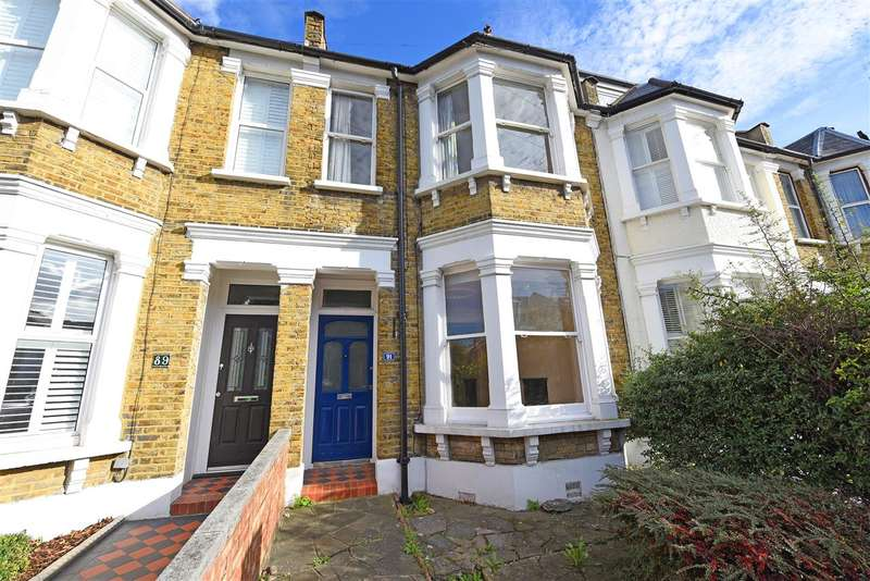 4 Bedrooms Terraced House for sale in Hamilton Road, Wimbledon