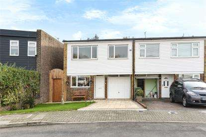 4 Bedrooms End Of Terrace House for sale in Lankton Close, Beckenham