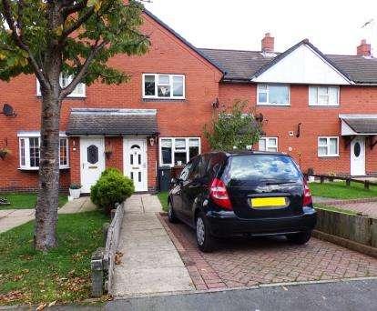3 Bedrooms Terraced House for sale in Llys Dewi, Penyffordd, Holywell, Flintshire, CH8