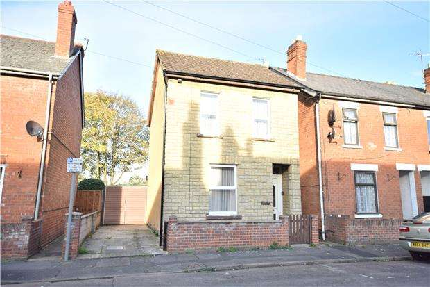 3 Bedrooms Detached House for sale in Serlo Road, GLOUCESTER, GL1 2QW