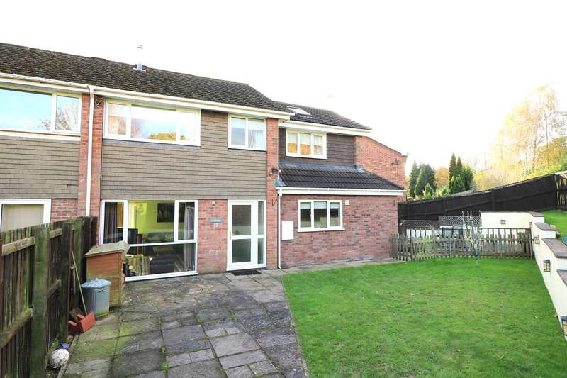 4 Bedrooms Semi Detached House for sale in Walnut Drive, Caerleon, Newport, NP18