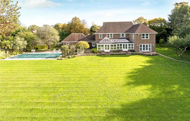 5 Bedrooms Detached House for sale in Winkfield Street, Winkfield, Berkshire, SL4