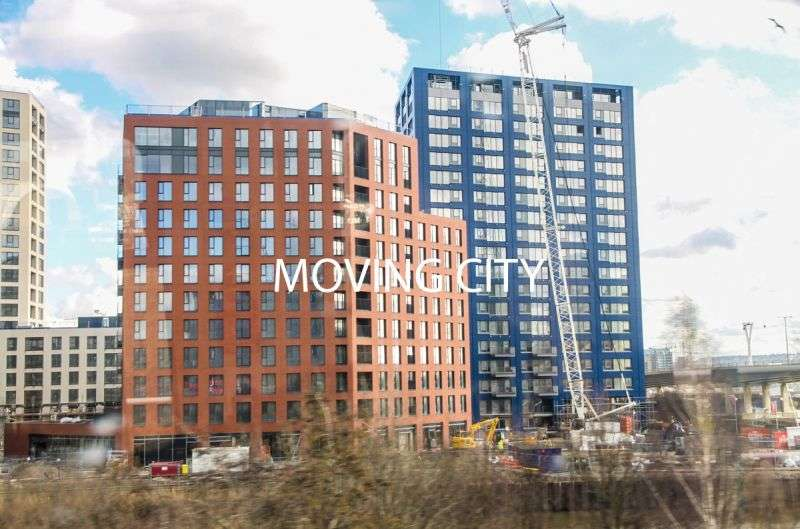 1 Bedroom Flat for sale in Kent House, City Island, E14