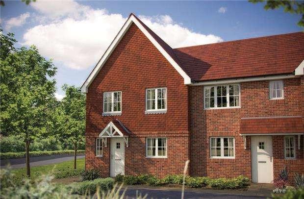 4 Bedrooms Terraced House for sale in Aldermaston Road, Basingstoke