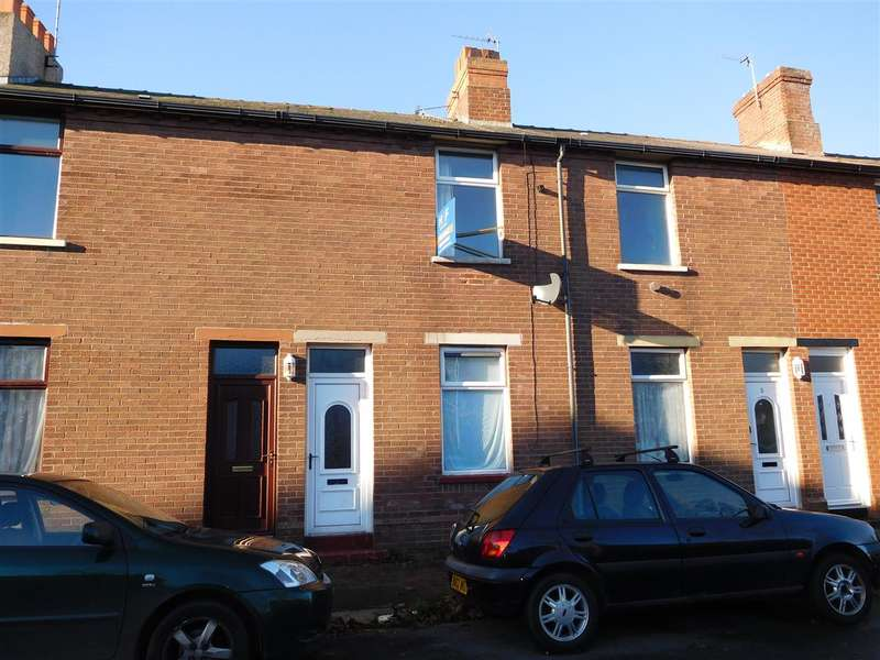 2 Bedrooms Terraced House for sale in Barton Street, BARROW-IN-FURNESS