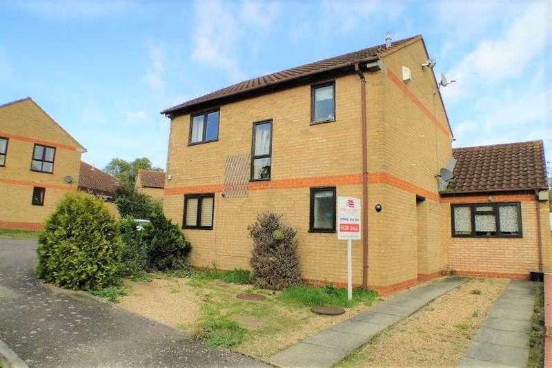 3 Bedrooms Detached House for sale in Hartwort Close, Milton Keynes