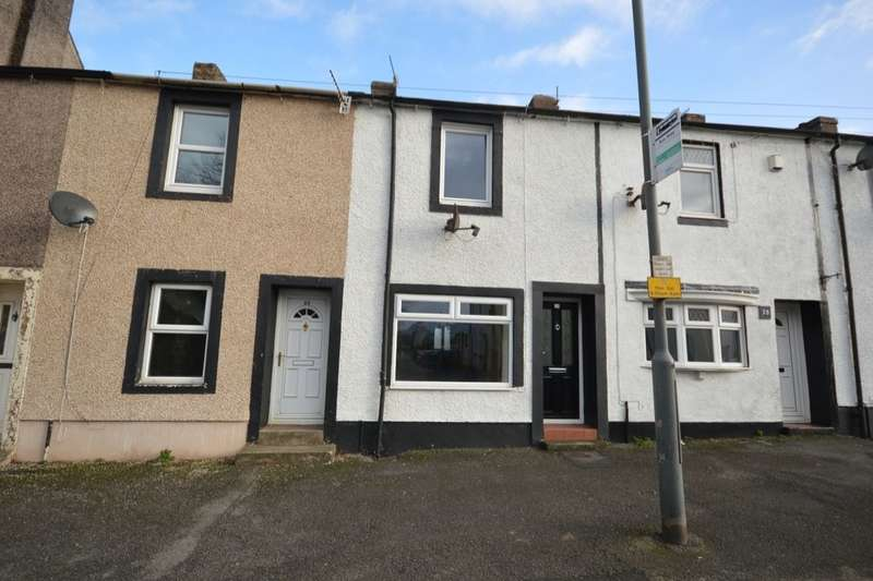 2 Bedrooms Property for sale in Leconfield Street, Cleator Moor, CA25