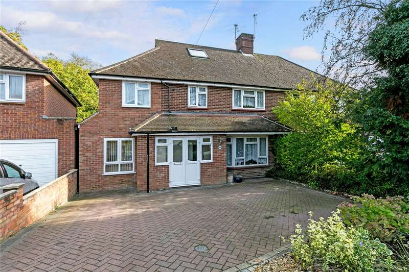 5 Bedrooms Semi Detached House for sale in Cherry Tree Road, Beaconsfield, HP9