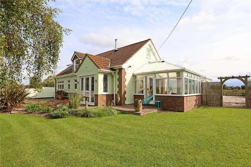 4 Bedrooms Detached House for sale in Woollard Lane, Publow, Bristol, BS14