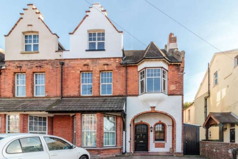 6 Bedrooms Semi Detached House for sale in Sedlescombe Road South, St. Leonards-On-Sea, TN38
