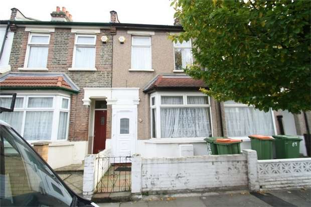 3 Bedrooms Terraced House for sale in Park Avenue, East Ham, London
