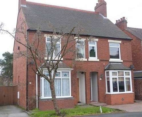 3 Bedrooms Semi Detached House for sale in Greenheath Road, Cannock, WS12