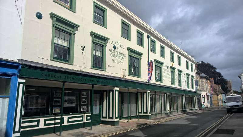 Shop Commercial for rent in 46-50 ST MARY'S STREET, WALLINGFORD, OX10 0EY, Wallingford