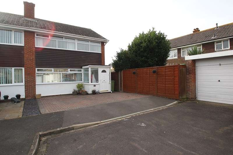 3 Bedrooms Semi Detached House for sale in Middleton Close, Fareham
