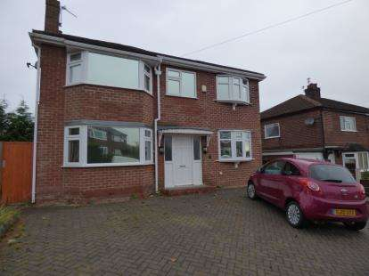 4 Bedrooms Detached House for sale in Vicarage Road, Ashton-Under-Lyne, Manchester, Greater Manchester