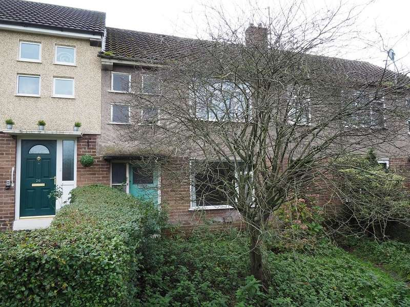 2 Bedrooms Terraced House for sale in Poplar Avenue, New Mills, High Peak, Derbyshire, SK22 4HR