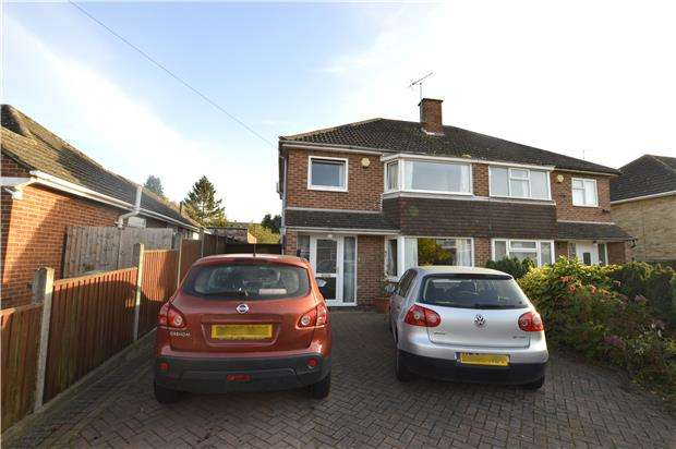 4 Bedrooms Semi Detached House for sale in Langdale Road, CHELTENHAM, Gloucestershire, GL51 3LY