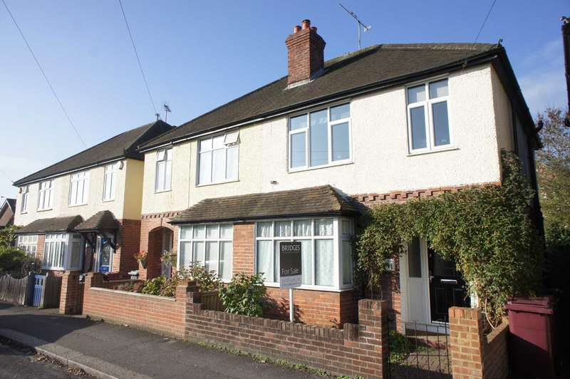 3 Bedrooms Semi Detached House for sale in Wolsey Road, Caversham