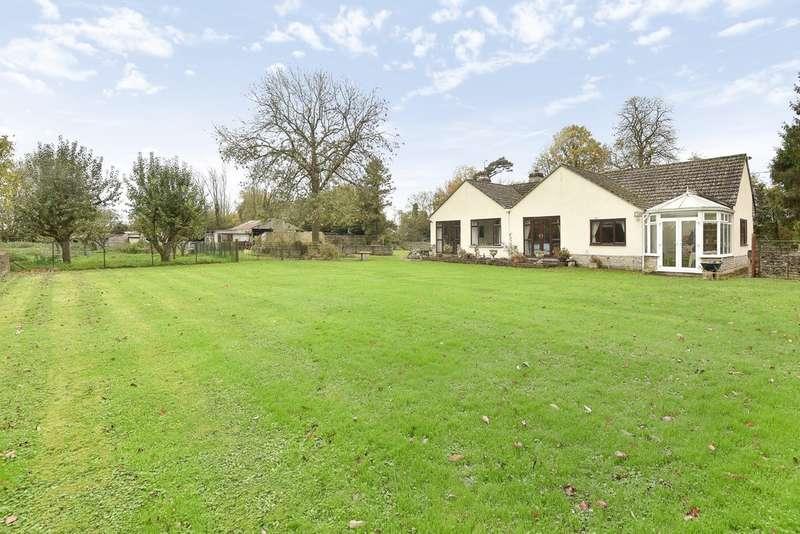 3 Bedrooms Detached House for sale in Ashton Keynes