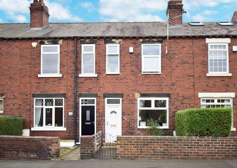 2 Bedrooms Terraced House for sale in Oakenshaw Lane, Walton, Wakefield