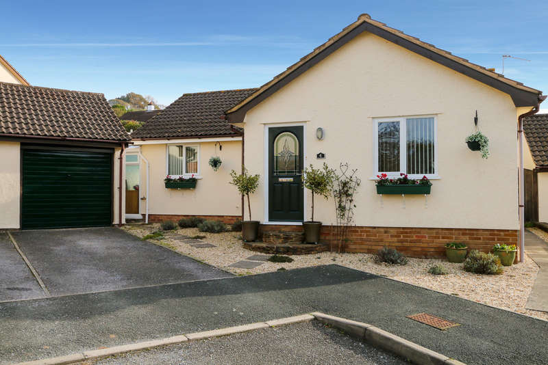 3 Bedrooms Detached Bungalow for sale in Bullands Close, Bovey Tracey
