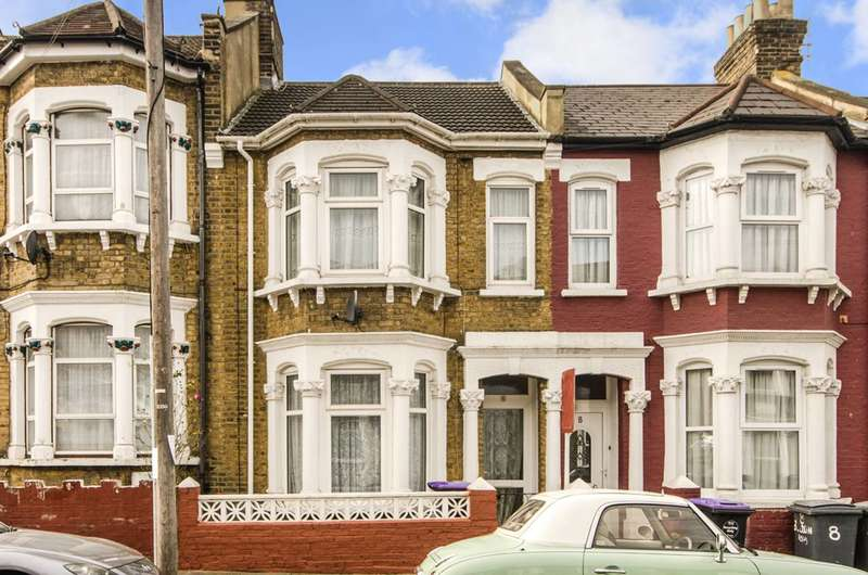 3 Bedrooms Terraced House for sale in Bolton Road, Harlesden, NW10