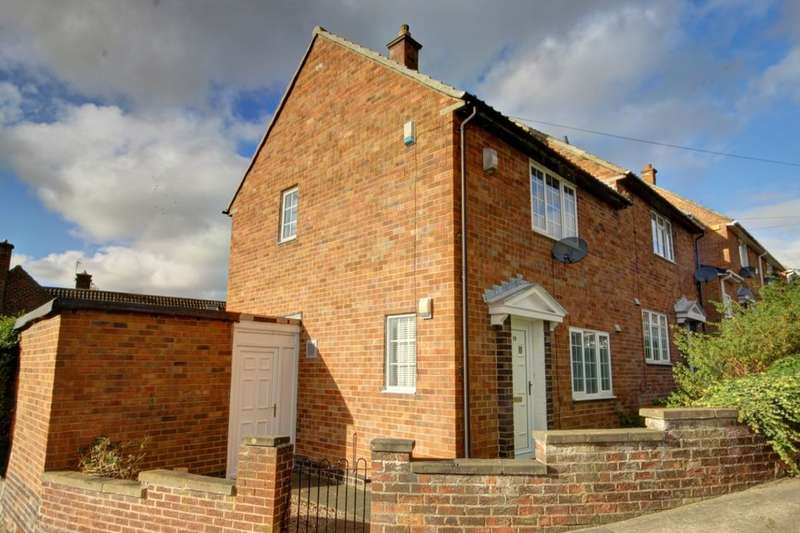 2 Bedrooms Semi Detached House for sale in The Green, Houghton Le Spring, DH5