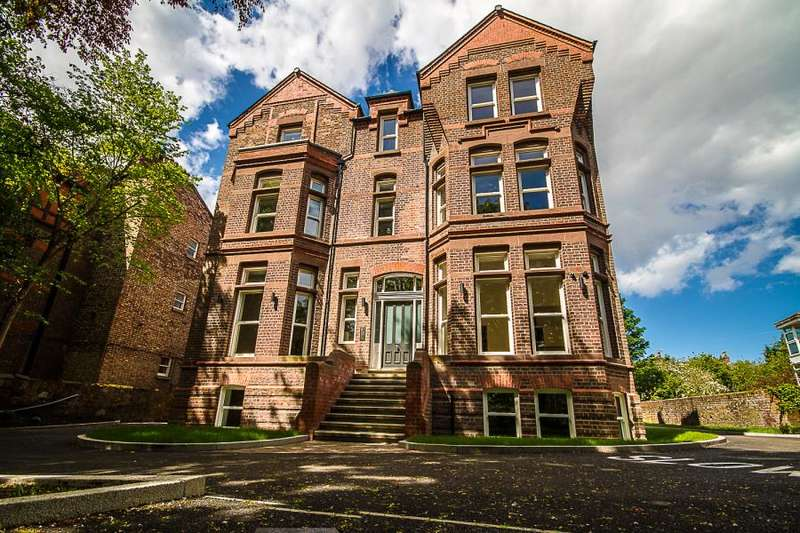 2 Bedrooms Apartment Flat for sale in Livingston Dr North, Sefton Park, L17