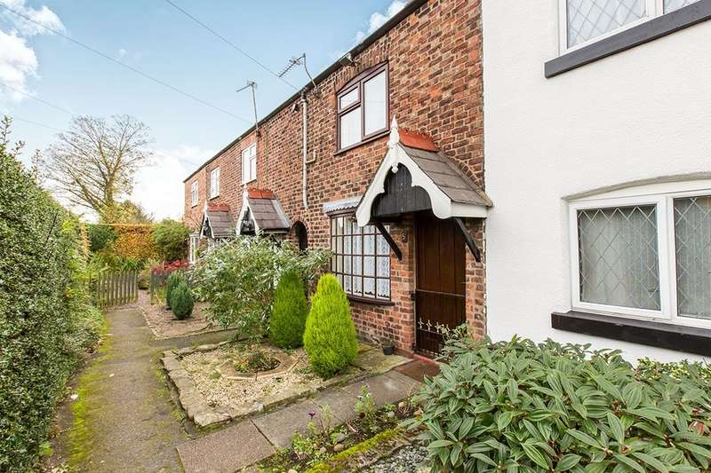 1 Bedroom Terraced House for sale in Copyhold Northwich Road, Weaverham, Northwich, CW8