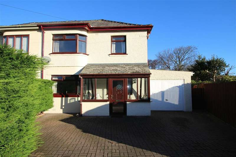 3 Bedrooms Semi Detached House for sale in Pannatt Hill, MILLOM