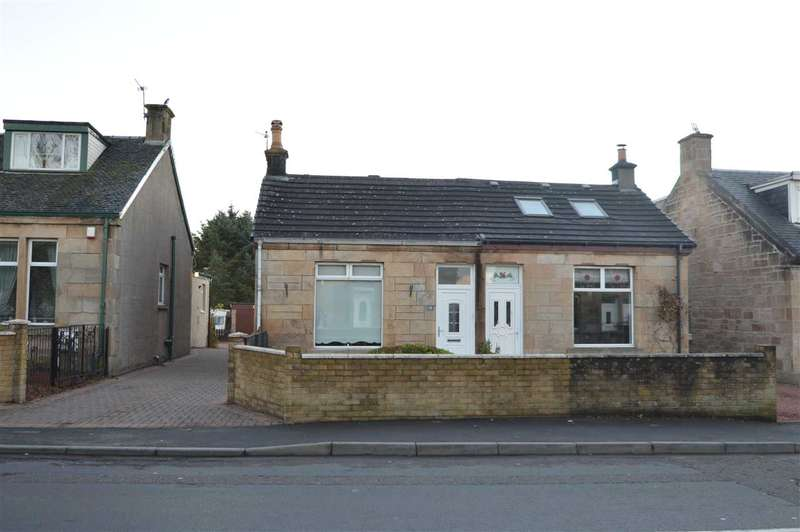 4 Bedrooms Semi Detached House for sale in Burnhead Road, Larkhall