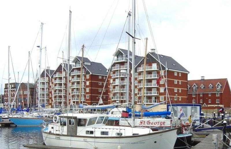 2 Bedrooms Apartment Flat for rent in Neptune Square, Ipswich Waterfront