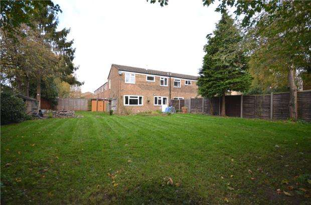 3 Bedrooms End Of Terrace House for sale in Underwood, Bracknell, Berkshire
