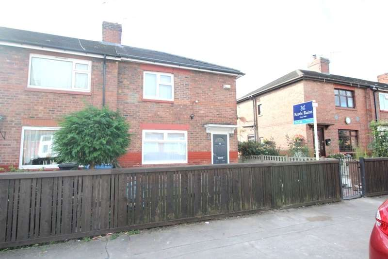 5 Bedrooms Terraced House for sale in Gerald Road, Salford, M6