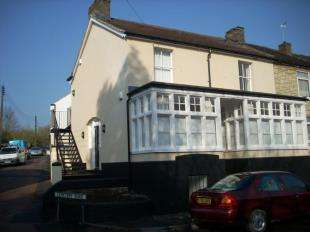2 Bedrooms Maisonette Flat for sale in Flat 1, 112 High Street, Halling, Rochester