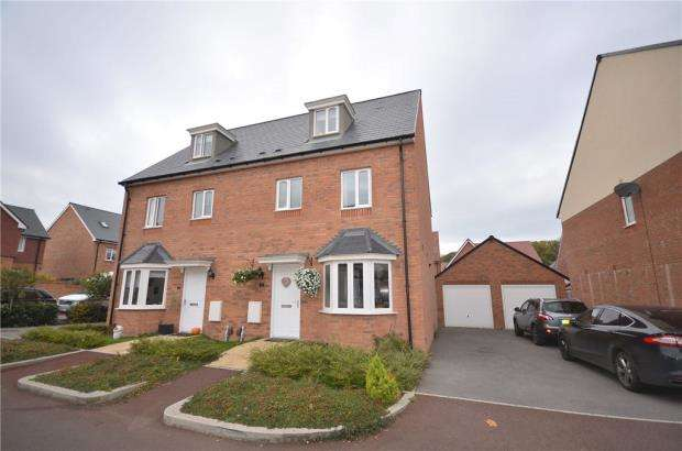4 Bedrooms Semi Detached House for sale in Cuckoo Lane, Bracknell, Berkshire