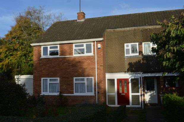 3 Bedrooms End Of Terrace House for sale in Valley Road, Little Billing, Northampton NN3 9AL