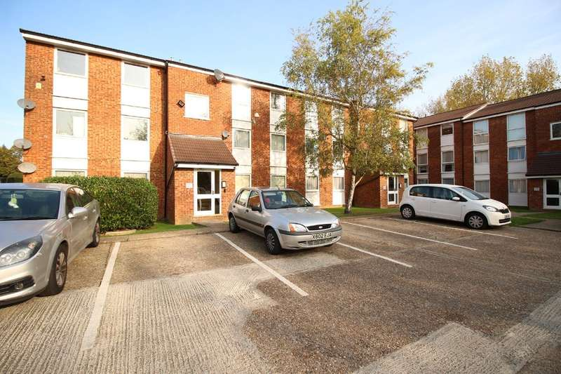 2 Bedrooms Flat for sale in Woodhall Farm, Hemel Hempstead