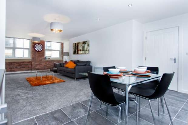 2 Bedrooms Apartment Flat for rent in Apt 517 Empire House 1 Balme Street, City Centre, BD1