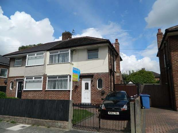 3 Bedrooms Semi Detached House for sale in Marldon Road, Liverpool, L12