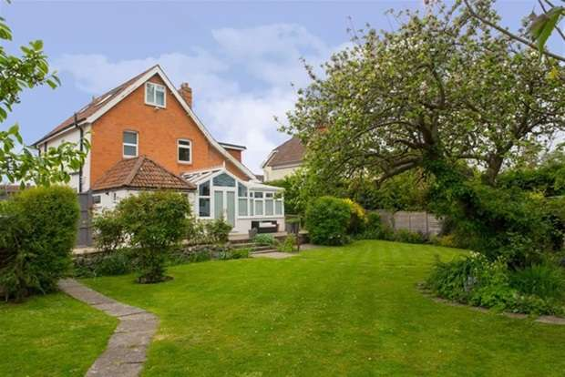 5 Bedrooms Detached House for sale in Bere Lane, Glastonbury