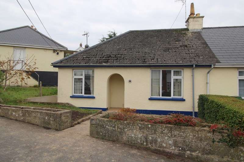 2 Bedrooms Semi Detached Bungalow for sale in Morwenna Park Road, Northam, Bideford