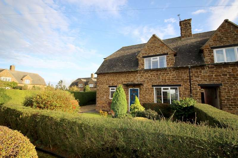 3 Bedrooms Semi Detached House for sale in New Road, Ratley
